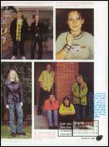 2001 Eula High School Yearbook Page 38 & 39