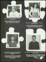 2001 Eula High School Yearbook Page 42 & 43