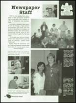 2001 Eula High School Yearbook Page 56 & 57