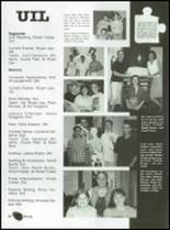 2001 Eula High School Yearbook Page 66 & 67