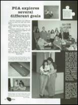 2001 Eula High School Yearbook Page 70 & 71