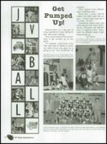 2001 Eula High School Yearbook Page 86 & 87