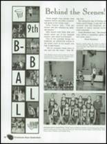 2001 Eula High School Yearbook Page 88 & 89