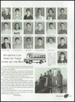 2001 Eula High School Yearbook Page 112 & 113
