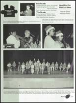 2001 Eula High School Yearbook Page 120 & 121