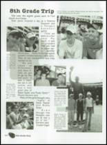2001 Eula High School Yearbook Page 124 & 125