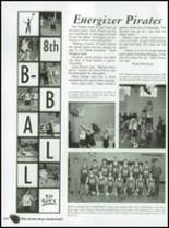 2001 Eula High School Yearbook Page 128 & 129