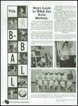 2001 Eula High School Yearbook Page 130 & 131