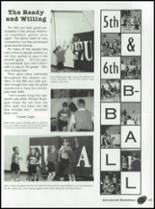 2001 Eula High School Yearbook Page 136 & 137
