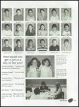 2001 Eula High School Yearbook Page 142 & 143