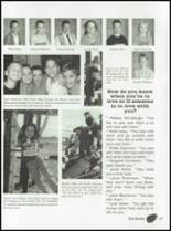 2001 Eula High School Yearbook Page 144 & 145