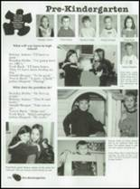2001 Eula High School Yearbook Page 152 & 153