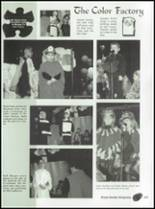 2001 Eula High School Yearbook Page 160 & 161