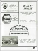 2001 Eula High School Yearbook Page 172 & 173