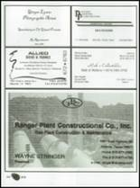 2001 Eula High School Yearbook Page 174 & 175