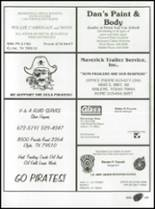 2001 Eula High School Yearbook Page 176 & 177