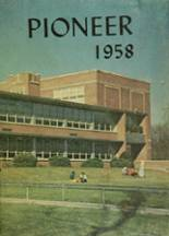 1958 Yearbook Tolleston High School