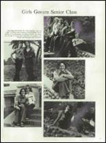 1978 Placer High School Yearbook Page 20 & 21
