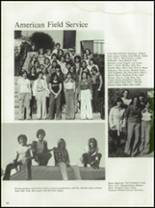 1978 Placer High School Yearbook Page 164 & 165