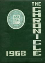 1962 Yearbook Bartlett High School