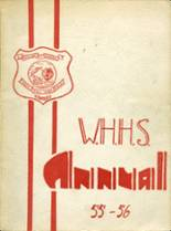 1956 Yearbook West Hill High School
