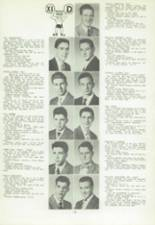 1956 West Hill High School Yearbook Page 20 & 21