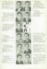 1956 West Hill High School Yearbook Page 32 & 33