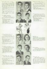 1956 West Hill High School Yearbook Page 34 & 35