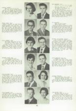 1956 West Hill High School Yearbook Page 36 & 37