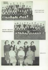 1956 West Hill High School Yearbook Page 58 & 59
