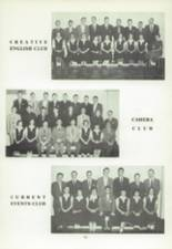 1956 West Hill High School Yearbook Page 60 & 61