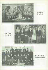1956 West Hill High School Yearbook Page 62 & 63