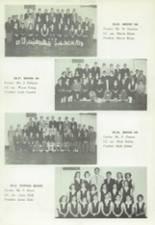 1956 West Hill High School Yearbook Page 66 & 67