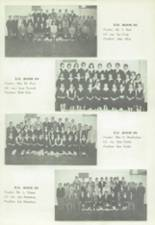1956 West Hill High School Yearbook Page 68 & 69