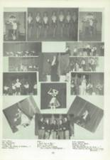 1956 West Hill High School Yearbook Page 70 & 71