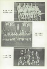 1956 West Hill High School Yearbook Page 80 & 81