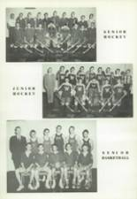 1956 West Hill High School Yearbook Page 82 & 83