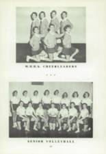 1956 West Hill High School Yearbook Page 86 & 87