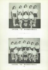 1956 West Hill High School Yearbook Page 90 & 91