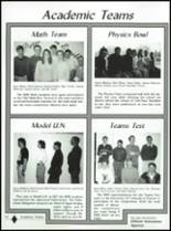 1992 Montrose High School Yearbook Page 56 & 57