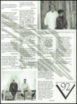 1992 Montrose High School Yearbook Page 184 & 185