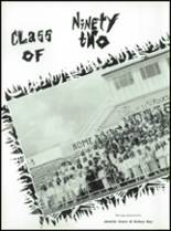 1992 Montrose High School Yearbook Page 190 & 191