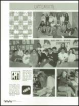 1995 Winder-Barrow High School Yearbook Page 124 & 125