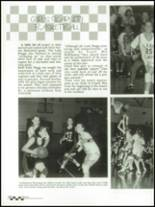 1995 Winder-Barrow High School Yearbook Page 156 & 157