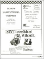 1995 Winder-Barrow High School Yearbook Page 184 & 185