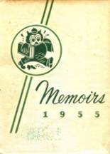 1955 Yearbook Dundalk High School