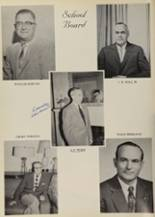 1957 Belmont High School Yearbook Page 20 & 21