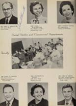 1957 Belmont High School Yearbook Page 24 & 25