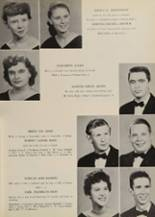 1957 Belmont High School Yearbook Page 28 & 29