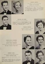 1957 Belmont High School Yearbook Page 30 & 31